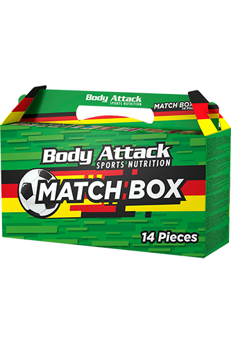 Body Attack WM Match Box