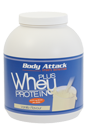 Body Attack Whey Protein Plus - 1,8 kg Dose