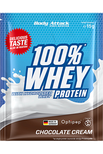 Body Attack 100% Whey Protein - 15g Probe