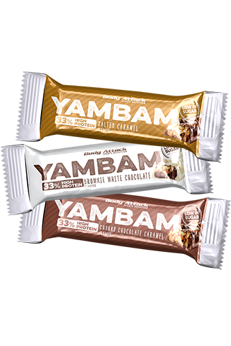 Body Attack YAMBAM Bar - 40g Restposten