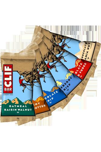 Clif Bar Variety Pack - 6er Pack
