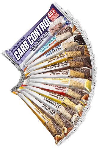 Body Attack Carb Control Variety Pack - 10er Pack