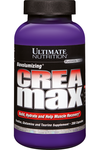 Ultimate Nutrition CreaMax 288 Caps