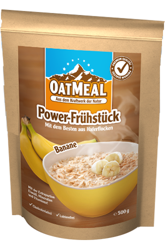 DAVINA Oatmeal Power Fr�hst�ck - 500g