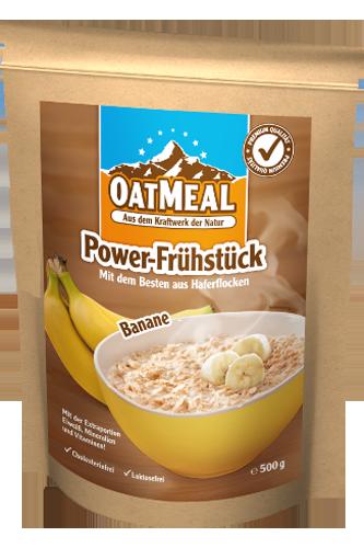 DAVINA Oatmeal Power Frühstück - 500g