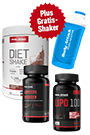 Body Attack Di�t Paket Men Plus
