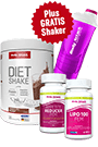 Body Attack Di�t Paket Women Plus