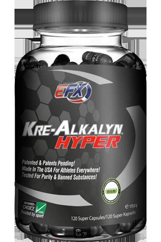 EFX Kre-Alkalyn Hyper bei Body Attack bestellen