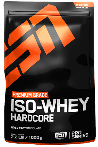 ESN Iso-Whey Hardcore - 1000g