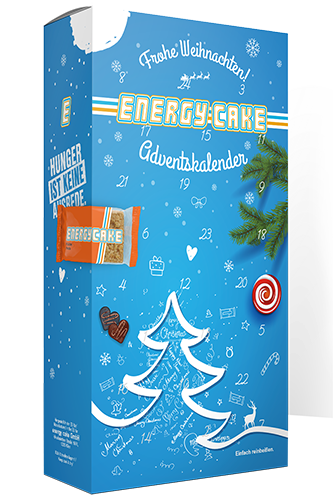 Energy Cake Adventskalender