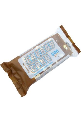 Energy Cake 125g Original - Restposten