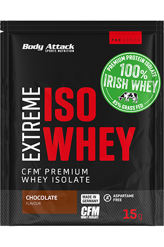 Body Attack Extreme ISO Whey - 15g Probe