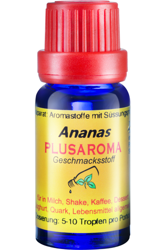 My Supps Plusaroma Flavour Drops - 12 ml