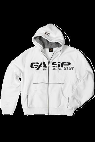 GASP 1,2 Ibs Hoodie - weiß