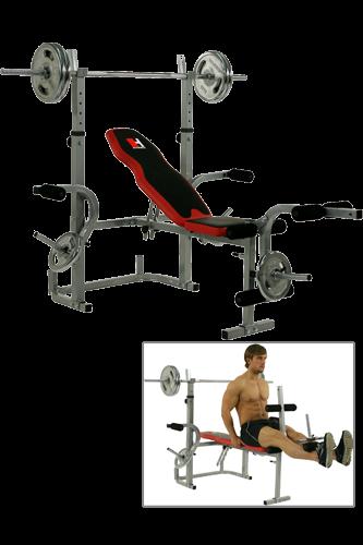 fitness studio f r zuhause hammer hantelbank bermuda xt. Black Bedroom Furniture Sets. Home Design Ideas