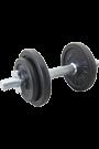 Hammer Kurzhantelset 10kg