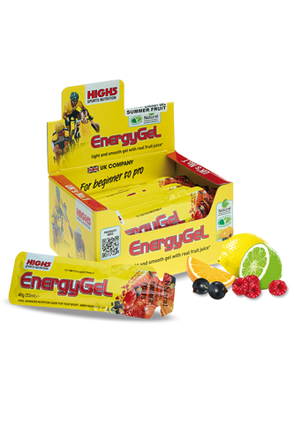 High5 EnergyGel - 20er Pack