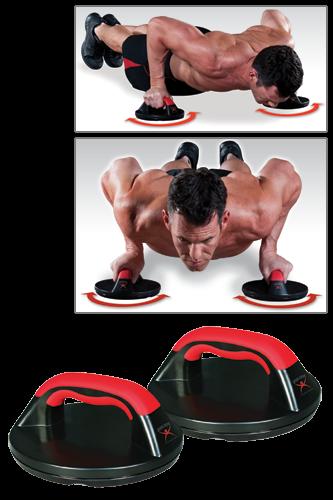 Iron Gym Push Up™ Liegestützgriffe