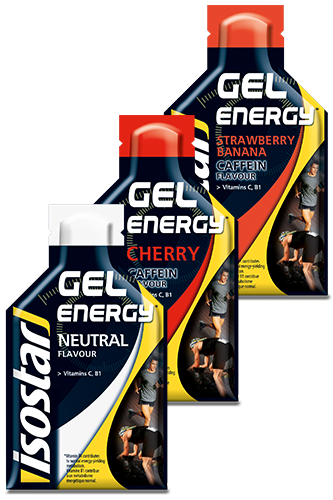 Isostar Energy Gel - 35g