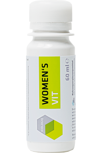 KIOLOGIQ Women´s Vit - 60ml