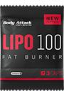 Body Attack LIPO 100 - 6 Caps