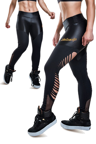 LaBellaMafia Legging CUT TIGHT