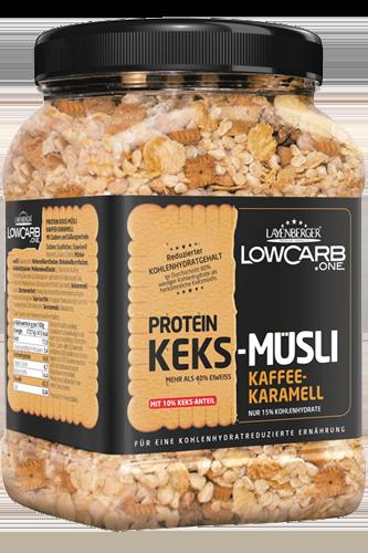 Layenberger Protein Keks-Müsli - 530g