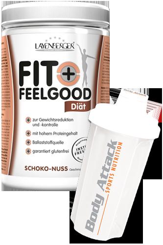 Layenberger Schlank-Diät Shake 430g + Shaker