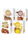 Body Attack Protein Low-Carb-Backmischung Variety Pack - 4er Pack