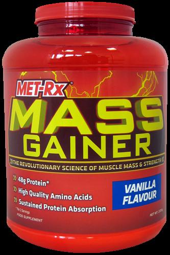 MET-Rx Mass Gainer 2721g