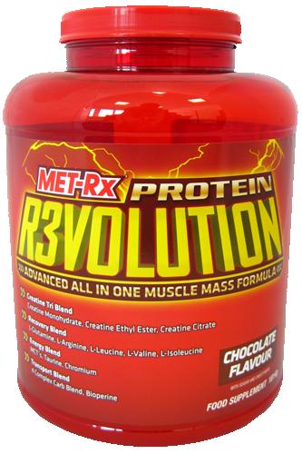 MET-Rx R3volution Protein Revolution 1,8kg