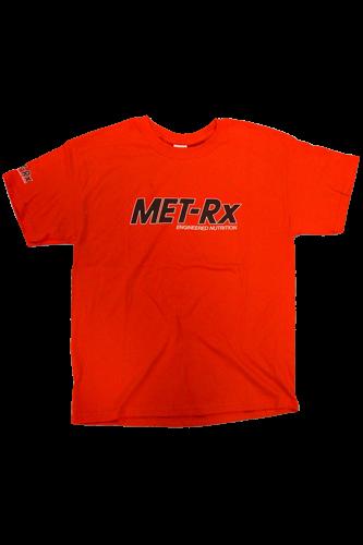 MET-Rx T-Shirt rot