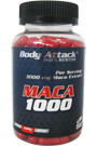 Body Attack Maca 1000 - 90 Caps