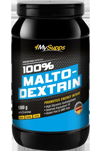 My Supps 100% Maltodextrin - 1kg