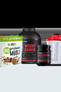 Masseaufbau-Paket Fortgeschrittene + gratis Shaker