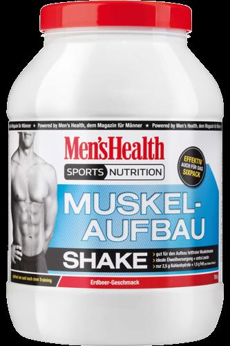 Men´s Health Muskelaufbau Shake - 750g Restposten