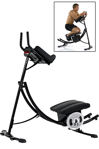 Men´s Health POWERTOOLS AB-TRAX Bauchtrainer