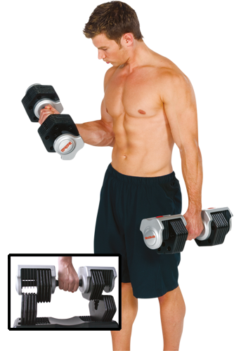 Men´s Health VARIO POWER WEIGHTS