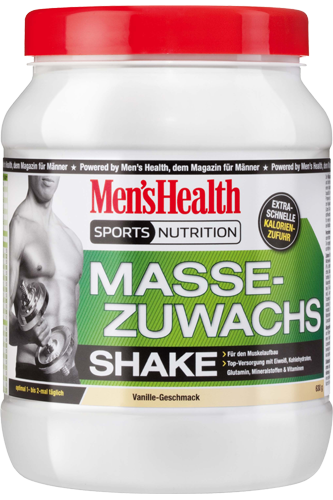 Men´s Health Massezuwachs Shake 630g