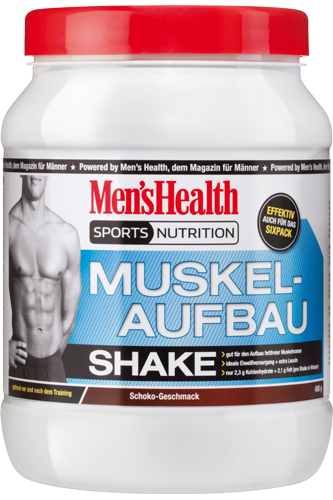 Men´s Health Muskelaufbau Shake 400g