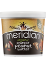 Meridian Foods Organic Peanut Butter - 1kg