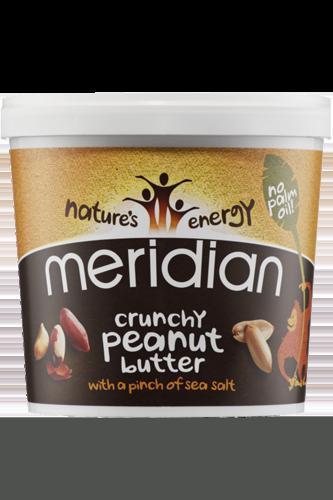 Meridian Foods Peanut Butter - 1kg Restposten
