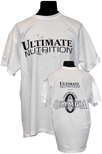 Ultimate Nutrition T-Shirt - Olympia Weekend 2014-2015