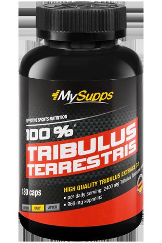 My Supps 100% Tribulus Terrestris Extract - 180 Caps Restposten