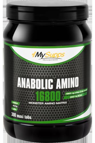 My Supps Anabolic Amino 16800