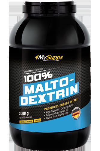 My Supps 100% Maltodextrin - 3kg