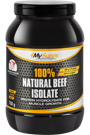 My Supps 100% Natural Beef Isolate - 750g