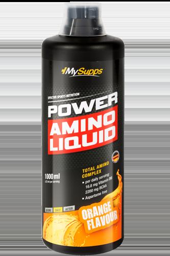 My Supps Power Amino Liquid - 1000ml