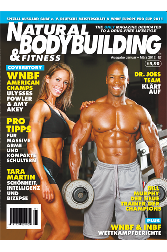 Natural Bodybuilding & Fitness Magazin Nr. 8