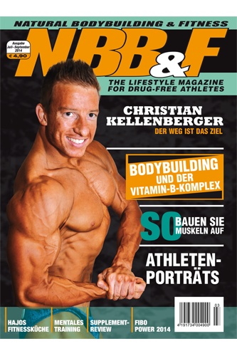 NBB&F Magazin Nr. 17 - Natural Bodybuilding